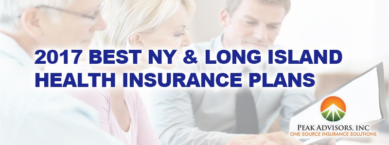 best 2017 ny long Island health insurance plans